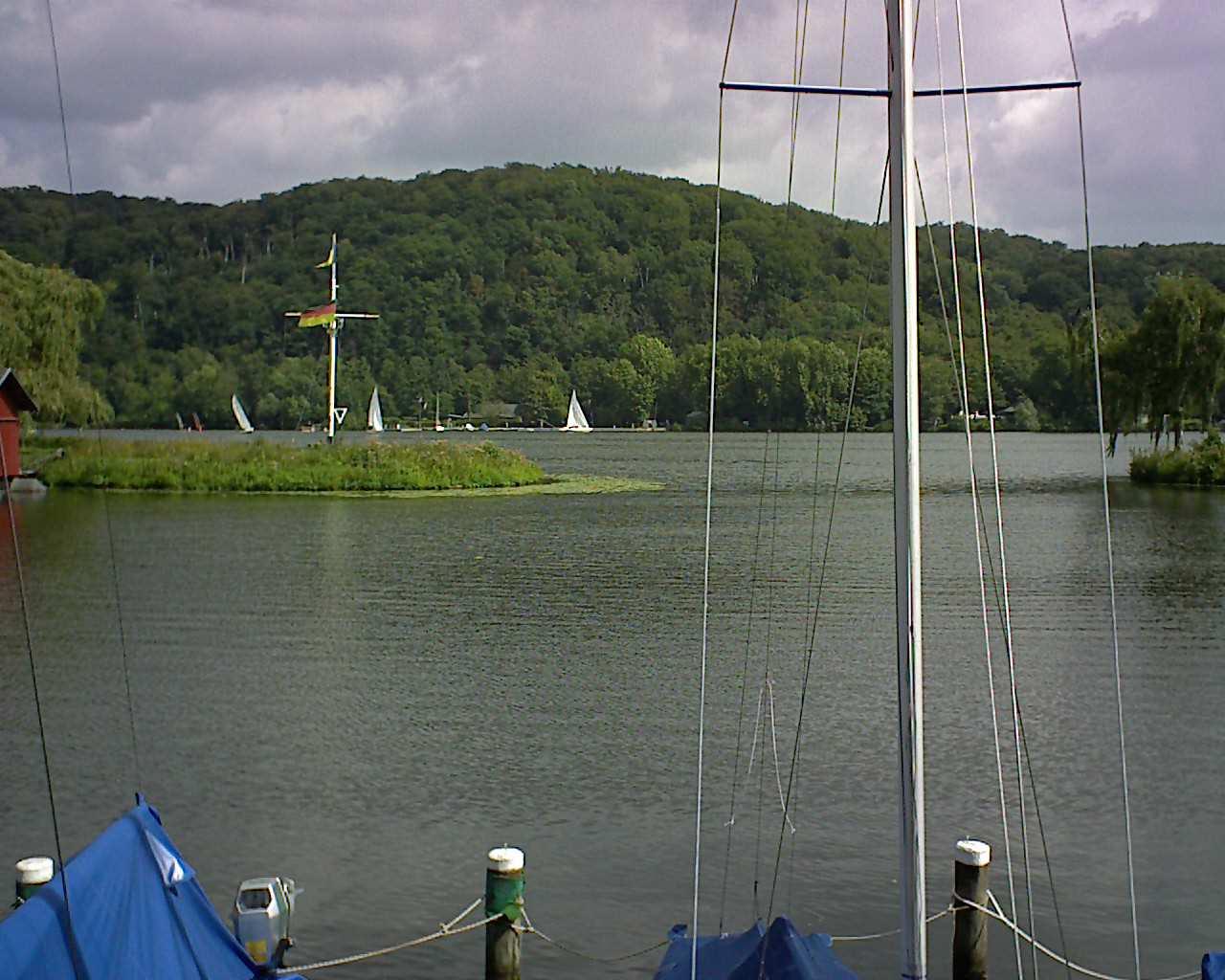 WebCam des Essener Yacht-Clubs e.V.